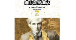 lw 300x160 - The Lost Warhols Exhibit by Karen Bystedt May 1-22, 2018 @karenbystedt @godslovenyc #AndyWarhol