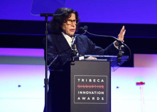 t19 540x388 - Event Recap:The Ninth Annual @Tribeca Disruptive Innovation Awards @disruptorawards @tamronhall @thesheilanevins @Deborra_lee @questlove @chatkoff @TFFDisruptive