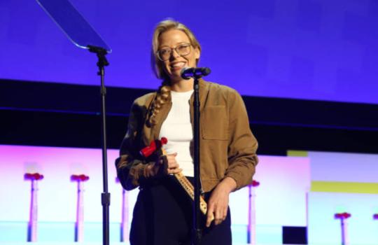 t22 540x350 - Event Recap:The Ninth Annual @Tribeca Disruptive Innovation Awards @disruptorawards @tamronhall @thesheilanevins @Deborra_lee @questlove @chatkoff @TFFDisruptive
