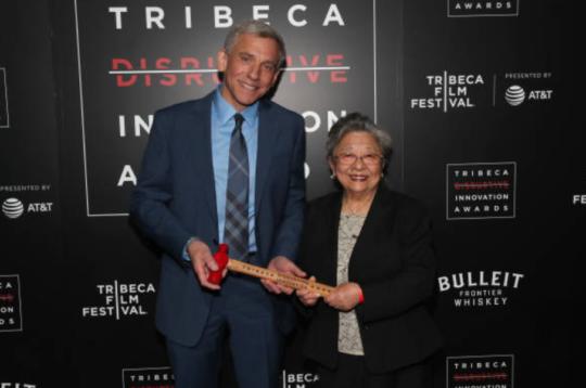 t29 540x358 - Event Recap:The Ninth Annual @Tribeca Disruptive Innovation Awards @disruptorawards @tamronhall @thesheilanevins @Deborra_lee @questlove @chatkoff @TFFDisruptive