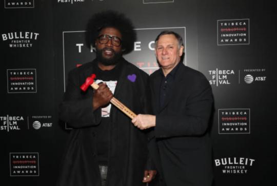 t32 540x363 - Event Recap:The Ninth Annual @Tribeca Disruptive Innovation Awards @disruptorawards @tamronhall @thesheilanevins @Deborra_lee @questlove @chatkoff @TFFDisruptive
