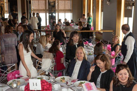 AWA 0657 Penny Drue Baird guests 540x361 - Event Recap: 64th annual Spirit of Achievement Awards honoring Linda Ronstadt, Penny Drue Baird, Dottie Herman, and Allen M. Spiegel, M.D @EinsteinMed @ronstadtlinda @JillMartin