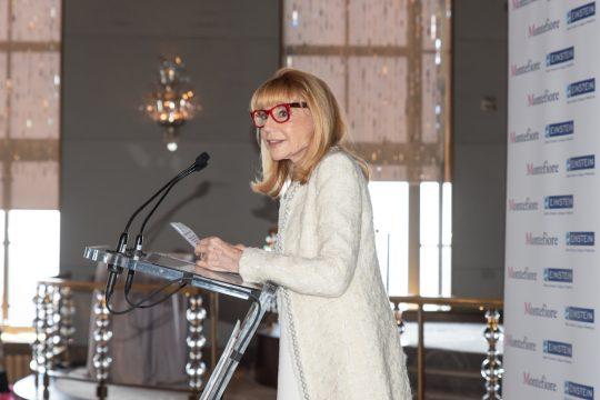 AWA 0709 Trudy Schlachter 540x360 - Event Recap: 64th annual Spirit of Achievement Awards honoring Linda Ronstadt, Penny Drue Baird, Dottie Herman, and Allen M. Spiegel, M.D @EinsteinMed @ronstadtlinda @JillMartin