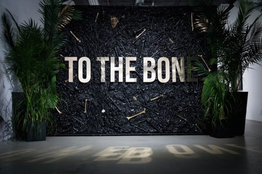 Sonny 2 1 540x360 - Event Recap: To The Bone Pop-Up Exhibit by Sonny May 17-20, 2018 #ToTheBoneProject