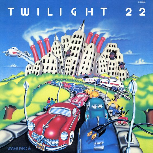 TWILIGHT 22 Cover TO SPEC 540x540 - Twilight 22's first ever vinyl reissue @gordonbahary @CraftRecordings
