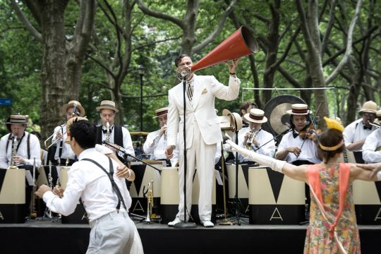 mj 540x360 - Michael Arenella's 13th Annual Jazz Age Lawn Party on Governors Island #jazzagelawnparty @luckyjackcoffee @Aperol_Spritz @ProrasoUSA @Gov_Island #JALP2018