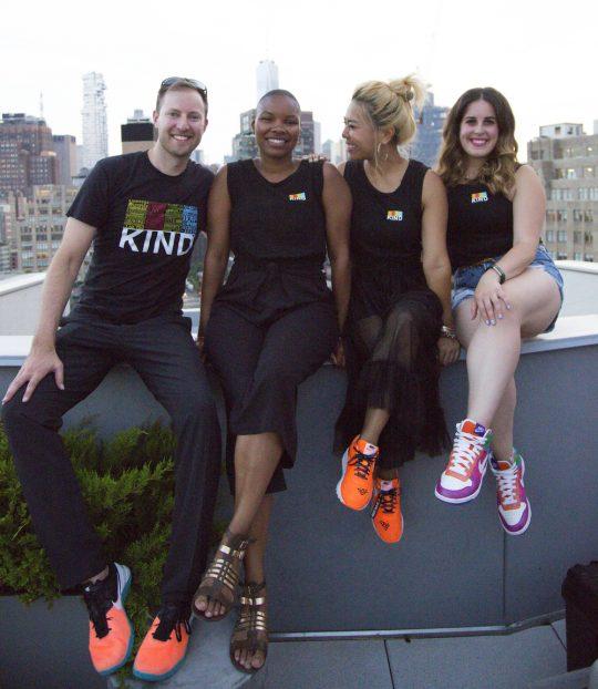 27A0226 540x622 - Event Recap: #GiveKINDatryNYC Campaign Kickoff @KINDSnacks @DouglasElliman #onevandam #soho #nyc