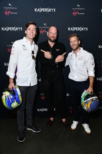 775163587 JS 8944 8065812B361F7ED97B9CBB707FD5191A 333x500 - Event Recap: Art Goes Green Event with @Kaspersky Lab @DSVirginRacing @DFaceOfficial at The @newmuseum @alexlynnracing @sambirdracing #FormulaE #NYCEPrix
