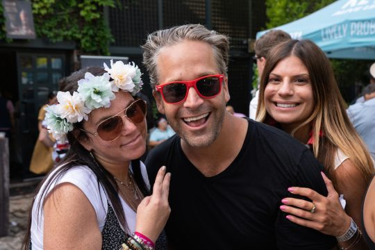 Event Producer Tyler Hollinger 540x360 - Event Recap: Secret Summer NYC 2018 @SecretsummerNYC @caseyscall #thefoundrylic @AssantePR #secretsummernyc