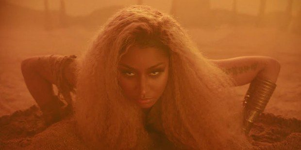Nicki Minaj 620x310 - Nicki Minaj - Ganja Burn @NICKIMINAJ