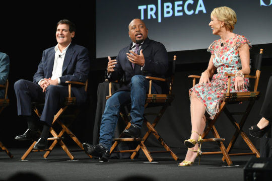 2018 Tribeca TV Festival. Tribeca Talks 10 Years Of Shark Tank. Photo by Dia Dipasupil.Getty Images 540x360 - Event Recap: The 2018 Tribeca TV Festival @tribeca @tumitravel #TribecaTVFestival