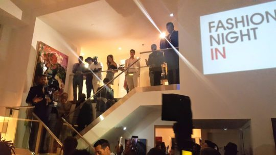 20180905 203220 540x304 - Event Recap: Fashion's Night IN 2: Official #NYFW kickoff @DouglasElliman @sotosake @AShineandCo #fashionsnightin #135west52nd #treffortshirts