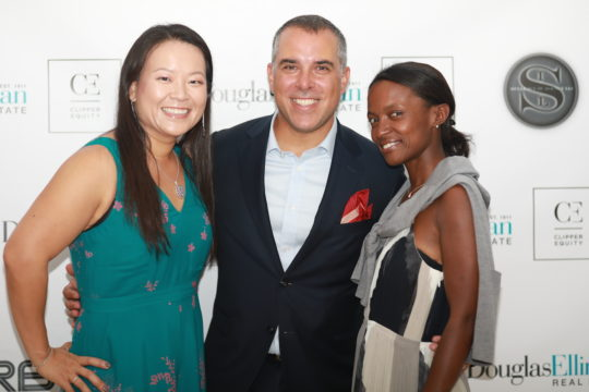 3A9A0810 540x360 - Event Recap: Fashion's Night IN 2: Official #NYFW kickoff @DouglasElliman @sotosake @AShineandCo #fashionsnightin #135west52nd #treffortshirts
