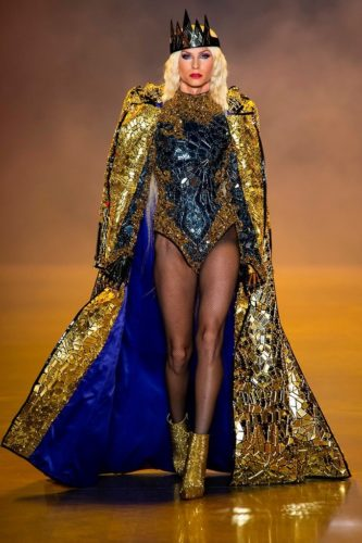 The Blonds 0 25  dan4160 333x500 - The Blonds SS19 @theblondsny @davidblond @phillipeblond @disneyvillians #disneyvillainsxtheblonds