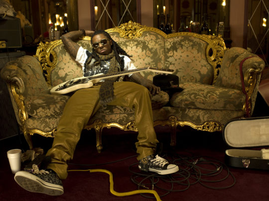 06 Rebirth Lil Wayne 001 RT 540x403 - I Got A Gallery. I Got A Show.  Compound x Jonathan Mannion Exhibit September 12-October 12th, 2018 @JonathanMannion