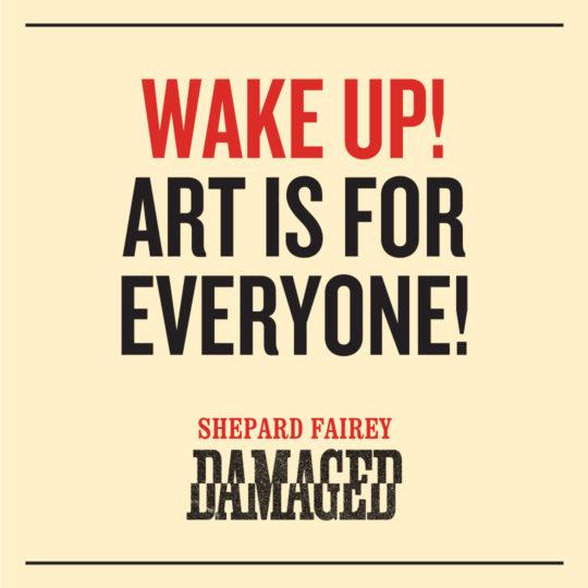 180918 Social Look3 1 540x540 - VRt Ventures And Shepard Fairey Launch DAMAGED #VR #AR Experience @VRtMuseums @ObeyGiant @JuxtapozMag #virtualreality #shepardfairey #VRtVentures #DamagedApp