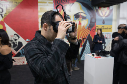 559A1158 540x360 - Feature: DAMAGED App interview with Shepard Fairey and Jacob Koo of VRt Ventures by Jonn Nubian @ObeyGiant @VRtMuseums #virtualreality #shepardfairey #VRtVentures #DamagedApp