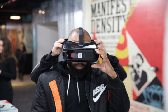 559A1159 540x360 - Feature: DAMAGED App interview with Shepard Fairey and Jacob Koo of VRt Ventures by Jonn Nubian @ObeyGiant @VRtMuseums #virtualreality #shepardfairey #VRtVentures #DamagedApp