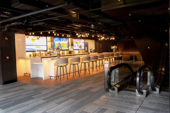 CMX CinÇBistro 3rd. Floor Bar 540x360 - Event Recap: CMX Cinemas Officially Launches Its First New York City Location @cmxcinemas @LawlorMedia #CMXtakesNYC #ExperienceCMX #CMXCineBistro #UES #uppereastside #nyc