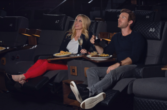CMX movie lovers 540x357 - Event Recap: CMX Cinemas Officially Launches Its First New York City Location @cmxcinemas @LawlorMedia #CMXtakesNYC #ExperienceCMX #CMXCineBistro #UES #uppereastside #nyc
