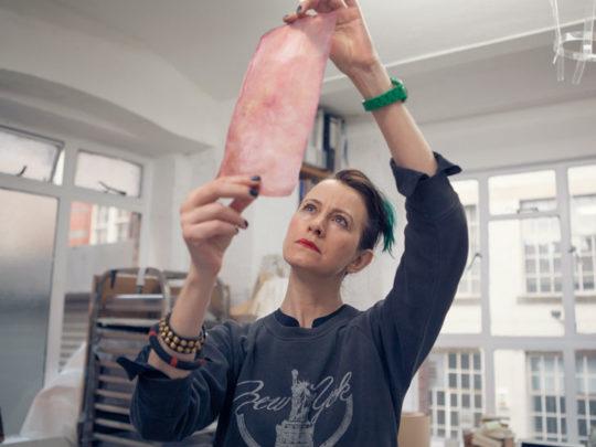 SuzanneLee1 540x405 - #ModelPerspective- Suzanne Lee - BioFabricate by Brana Dane @Biocouture @parleyxxx @dane_brana