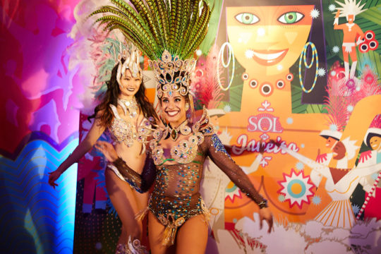 BT2A2249 1 540x360 - Event Recap: Sol de Janiero Sol Carnaval #Holiday Collection launch @SDJBeauty #SOLCelebrates #SOLCarnaval