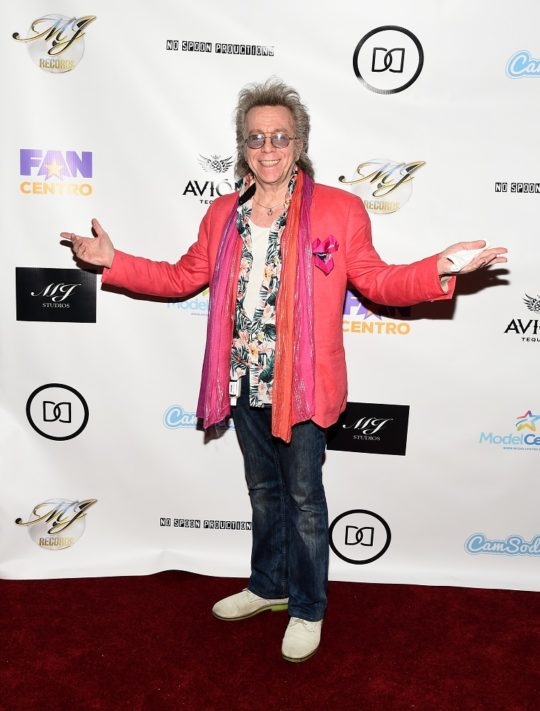 Comic Legend Jeff Gurian 540x711 - Event Recap: Dinner With Dani Launch Party @akaDaniDaniels @brandi_love @DOOMS_Whiskey @TrophyComic @jeffleach @PrimeVideo @RealJonLaster @Amazon #DinnerWithDani