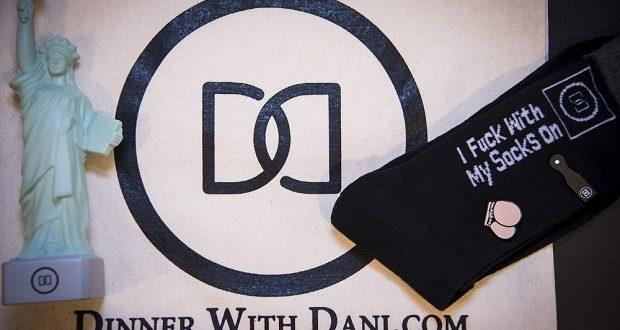 Dinner With Dani Swag Bag 620x330 - Event Recap: Dinner With Dani Launch Party @akaDaniDaniels @brandi_love @DOOMS_Whiskey @TrophyComic @jeffleach @PrimeVideo @RealJonLaster @Amazon #DinnerWithDani