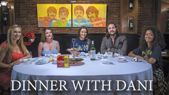 Dny1rNOXoAEK5sX 540x304 - Event Recap: Dinner With Dani Launch Party @akaDaniDaniels @brandi_love @DOOMS_Whiskey @TrophyComic @jeffleach @PrimeVideo @RealJonLaster @Amazon #DinnerWithDani