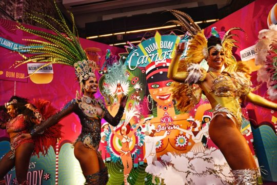 SDJ 123 540x361 - Event Recap: Sol de Janiero Sol Carnaval #Holiday Collection launch @SDJBeauty #SOLCelebrates #SOLCarnaval