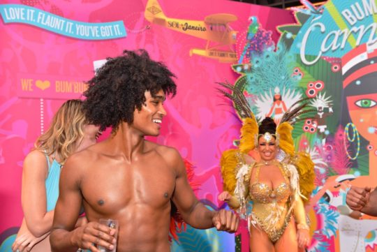 SDJ 156 540x361 - Event Recap: Sol de Janiero Sol Carnaval #Holiday Collection launch @SDJBeauty #SOLCelebrates #SOLCarnaval