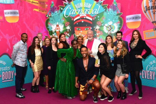 SDJ 29 540x360 - Event Recap: Sol de Janiero Sol Carnaval #Holiday Collection launch @SDJBeauty #SOLCelebrates #SOLCarnaval