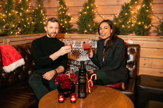 Photo 47 540x360 - Event Recap: School of Mixology featuring CÎROC, CÎROC VS and @DeLeonTequila with special guest @RosarioDawson @ciroc @TheAinsworth