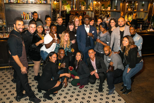 Photo 95 540x360 - Event Recap: School of Mixology featuring CÎROC, CÎROC VS and @DeLeonTequila with special guest @RosarioDawson @ciroc @TheAinsworth