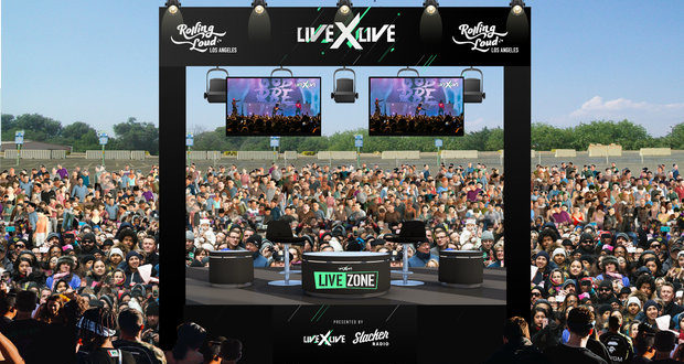 rsz 1live zone front viewno tagline 620x330 - LiveXLive announces LiveZone talent for @RollingLoud livestream this weekend in Los Angeles @livexlive