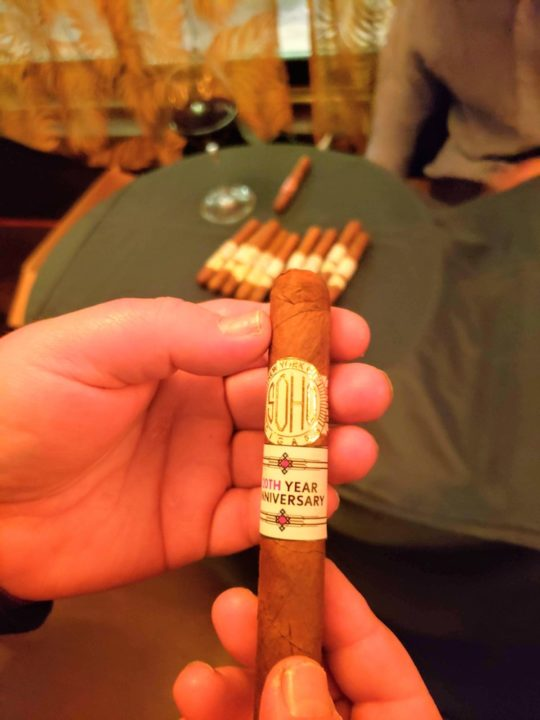 20190116 185627 1 540x720 - Event Recap: Soho Cigar Bar's 20th Anniversary @SoHoCigarBar #cigars #nyc
