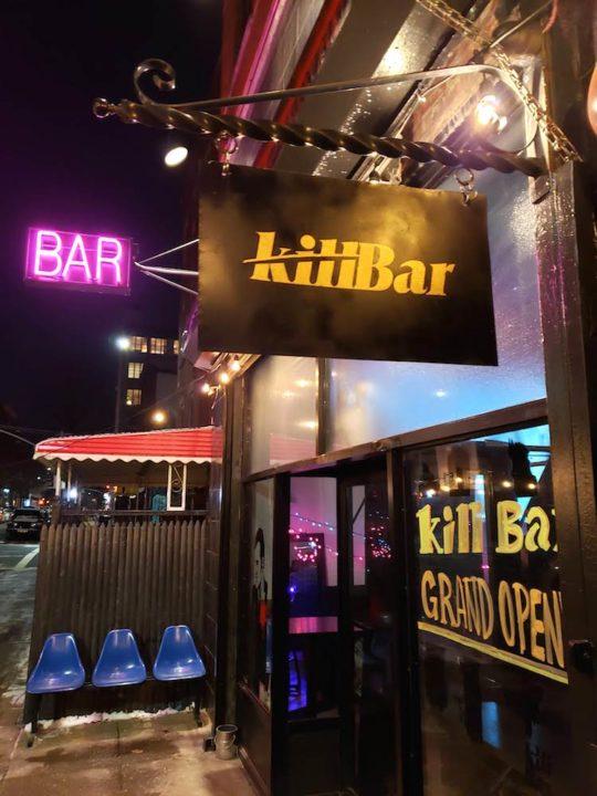 20190130 195614 1 540x720 - The Quentin Tarantino Inspired KillBar Opens in Brooklyn, NYC