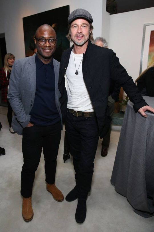 BR015476 540x815 - Event Recap: Brad Pitt Hosts Special Screenings of IF BEALE STREET COULD TALK @BarryJenkins @BealeStreet @AnnapurnaPics @RealChalamet  @realstephj #bradpitt