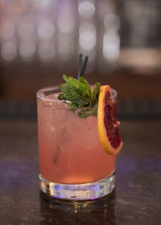 Bloody Bride Mojito 540x753 - The Quentin Tarantino Inspired KillBar Opens in Brooklyn, NYC