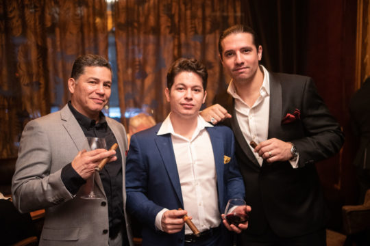 CAP1049 540x360 - Event Recap: Soho Cigar Bar's 20th Anniversary @SoHoCigarBar #cigars #nyc