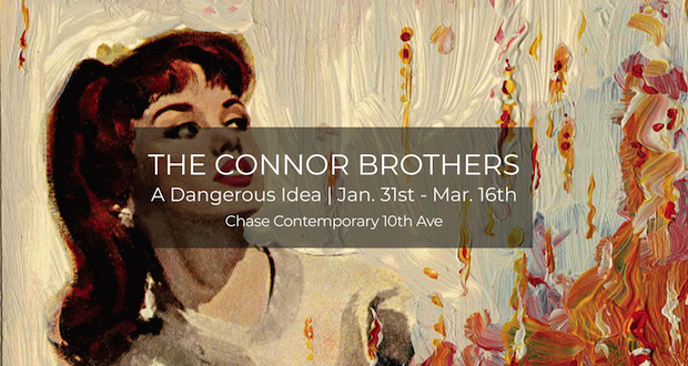 CB HOMEPAGE 620x330 - The Connor Brothers Exhibition- A Dangerous Idea January 31-March 16, 2019 @ConnorBrothers #ChaseContemporary @workhorsepr