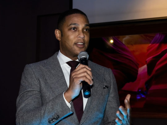 Don Lemon 540x405 - Event Recap: Metrosource People We Love Gala @MetrosourceMag @TheTinaBurner @donlemon @mickeymusto @48loungenyc @VisitIsrael #PeopleWeLove event!  #GayNYC @ILoveGayNYC