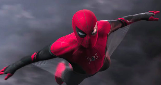 spider man far from home 620x330 - SPIDER-MAN: FAR FROM HOME- Trailer @SpiderMan