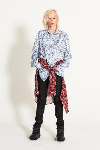 look6 334x500 - KA WA KEY FW19 Collection- Cowboy Who Cried Wasabi Tears #kawakey @fashionweek #NYFW #FW19