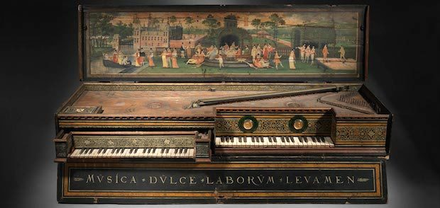 milp banner 1520x720 620x294 - Newly Renovated Musical Instruments Gallery @metmuseum Opens