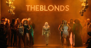unnamed 54 300x160 - The Blonds FW19 @theblondsny @davidblond @phillipeblond @lilkim @themisshapes @lionbabe @karrueche @ClermontTwins #NYFW