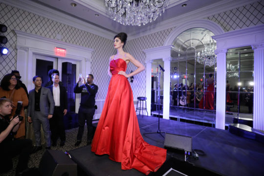 1136706741 540x360 - Event Recap: Randi Rahm Fall Evolution-An Evening of #Fashion & #Music @TJMartell @MaggieBaugh #RandiRham #couture @dia_getty