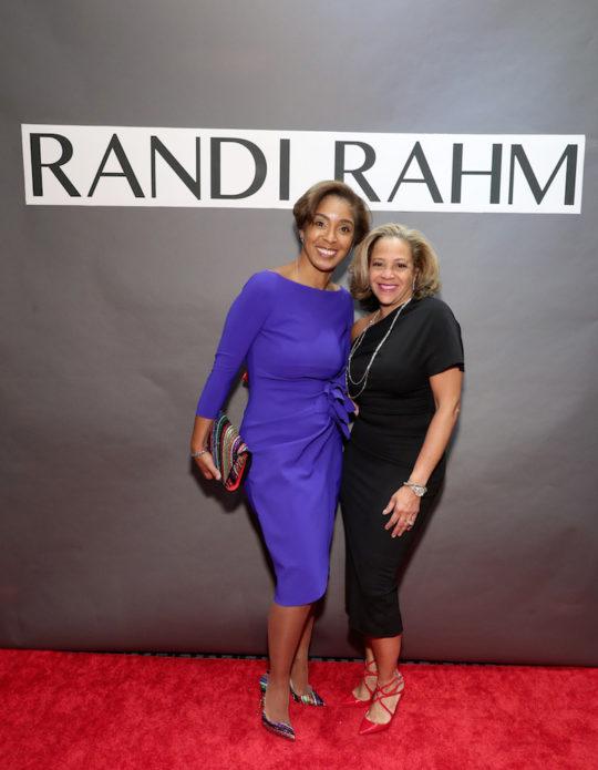 1136707020 540x695 - Event Recap: Randi Rahm Fall Evolution-An Evening of #Fashion & #Music @TJMartell @MaggieBaugh #RandiRham #couture @dia_getty