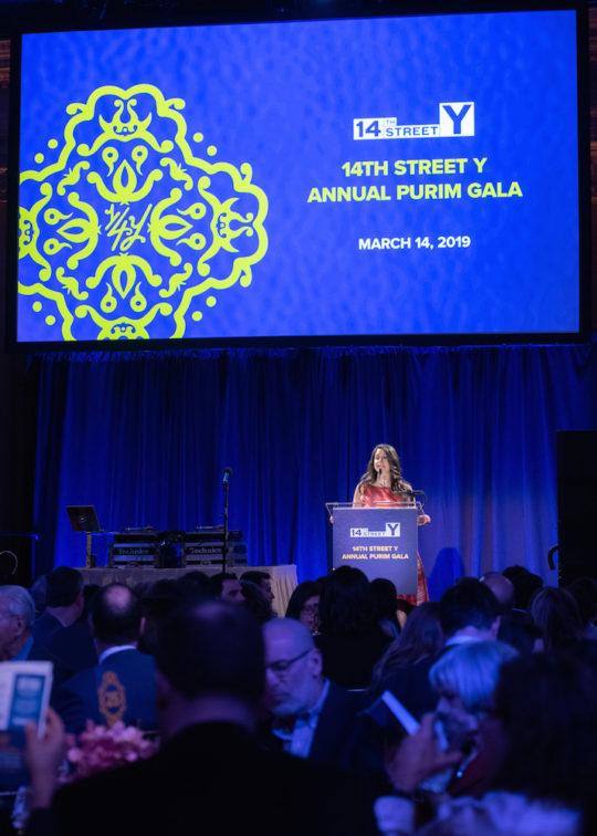 EIN 14th 381 540x756 - Event Recap: The 14th Street Y 2019 Annual PURIM Gala @14streety