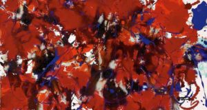 sfp9439 fafra940039 3 300x160 - American Abstract Expressionist Sam Francis Exhibition April 11-April 30, 2019 Martin Lawrence Galleries @TweetMLG #SamFrancis